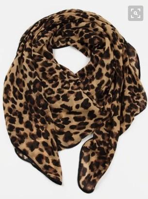 leopardscarf