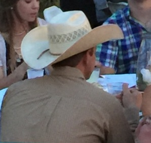 Wedding-Cowboyhat