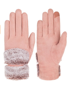 Screenshot-2018-1-28 IL Caldo Womens NEW Plush Texture Work Touch Screen Winter Thick Drive Gloves (One size, Pink A) at Am[...] (2)